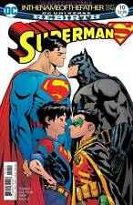 SUPERMAN #10 OCT 2016 DC REBIRTH BATMAN SUPERBOY DAMIAN WAYNE NEW 1 SOLD OUT