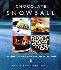 Chocolate Snowball and other Fabulos Pastries from Deer Valley Bakery