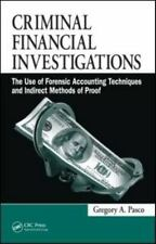 Criminal Financial Investigations: The Use of Forensic Accounting Tech-ExLibrary