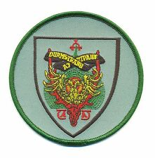 "Harry Potter - Goblet of Fire: Durmstrang Round Crest 4"" Patch - HP053"