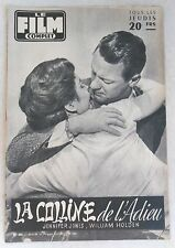 FILM COMPLET N° 583 LA COLLINE DE L'ADIEU JENNIFER JONES WILLIAM HOLDEN POWER