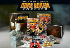 Duke Nukem - Forever Balls of Steel Limited Collectors Edition Neu und OVP PC