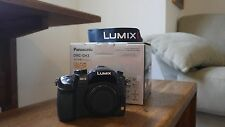 Panasonic Lumix DMC-GH3 Micro Four Thirds Digital Camera Body - (NTSC, MINT!)