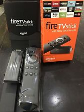 AMAZON FIRE TV STICK JAILBROKEN with Alexa Voice Remote Streaming Media Player