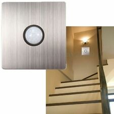PIR Motion Sensor IR Infrared Detector LED Light Lamp Switch Delay Save Energy