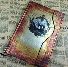 New Version Harry Potter diary planner notebook antique look ORANGE