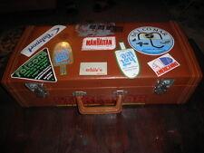 Custodia per sassofono - viaggiata ma ancora in perfette condizioni - anni 60