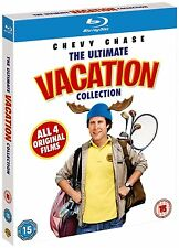 Die ultimative Griswold Collection [4 Blu-rays]CHEVY CHASE/DEUTSCHER TON-NEU&OVP