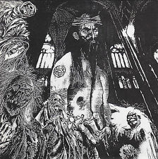 """Sargeist /  Temple Of Baal  – Wraith Messiah / Bitter Days  7"""""""