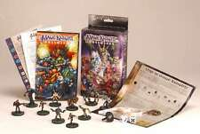 Mage Knight Unlimited Japanese Starter set MINT English