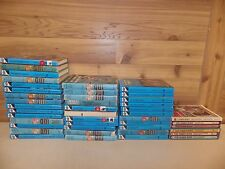 Lot of 43 Hardy Boys Series Books, Franklin W Dixon, Some Vintage, Some Newer