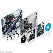 Used PS3 Metal Gear Rising Revengeance Premium Package Limited Japan import