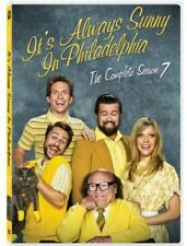 It's Always Sunny In Philadelphia: Season 7 - 2 DISC SE (2012, REGION 1 DVD New)