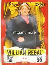 Slam Attax Takeover - #208 William Regal