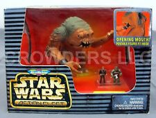 Micro Machines Star Wars Action Fleet RANCOR w/ Luke Skywalker & Gamorrean Guard
