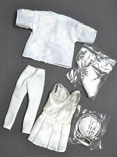"Right On White Wilde Imagination Ellowyne 16"" Outfit & Accessories NEW"