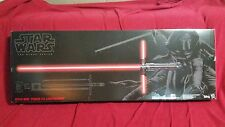 Star Wars Force Awakens Kylo Ren THE BLACK SERIES Force FX Lightsaber 04 LIMITED