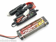 NEW 2.4GHZ REVO 3.3 7.2V EZ ROTO START BATTERY PACK 6 CELL 1800MAH ID DC CHARGER