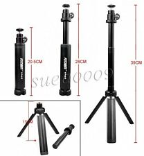 Lightweight FOTOMATE V-POD-S Height Adjustable Mini Tripod K8G for Nikon Sony DV