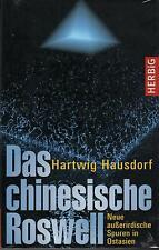 DAS CHINESISCHE ROSWELL - Hartwig Hausdorf & Erich von Däniken BUCH - NEU