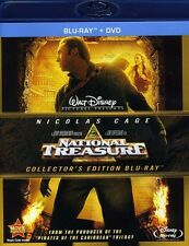 National Treasure [WS] [2 Discs] [Blu- (2011, Blu-ray NEUF) BLU-RAY/WS2 DISC SET