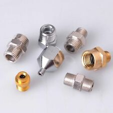7Pcs Adaptor Kit Fitting Connector Set For Compressor Airbrush Hose Tattoo Art