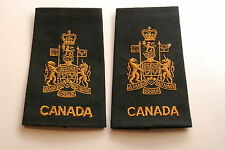 Canadian Slip on Rank Pair - Chief Warrant Officer - Item 1001072