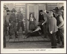 "Monogram Pictures Presents Rex Bell  ""LUCKY LARRIGAN"" Vintage Promo Photo 1932"