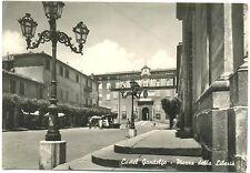 CASTEL GANDOLFO - PIAZZA DELLA LIBERTA' (ROMA) 1955
