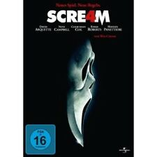 SCREAM 4 -  DVD NEUWARE NEVE CAMPBELL,COURTNEY COX,DAVID ARQUETTE