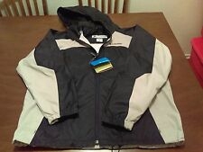 Columbia Jacket Snow Rain Coat Mens Large  NWT