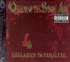 QUEENS OF THE STONE AGE - Lullabies To Paralyze - NEW - DELUXE CD+DVD Digipak