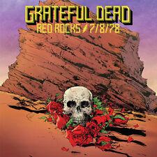 Grateful Dead - Red Rocks Amphitheatre Morrison Co 7/8/78 [3 CD New]