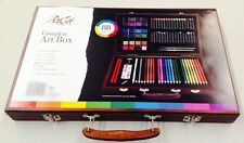 88 Pieces Complete Drawing Colouring Pencils Water Paint Art Box Set Fun