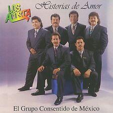 Los Acosta-Historias De Amor CD NEW