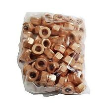 BMW E10 E12 E21 E28 E30 E34 E36 E38 E39 E46 E53 X5 Z3 Pack of 100 Exhaust Nuts