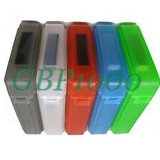 "5 Colors 3.5"" IDE SATA HDD Hard Drive Disk Storage Box Case PVC Plastic Hot"