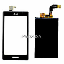 USA OEM Digitizer + LCD Display Screen with Front Frame for LG Optimus L9 P760