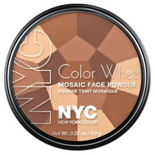 NYC Color Wheel Mosaic Face Powder - All Over Bronze Glow (GLOBAL FREE SHIPPING)