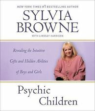 PSYCHIC CHILDREN Audio Book on CD Sylvia Browne Reaveling Intuitive Gifts