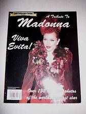 Madonna A Tribute To Madonna - Viva Evita! UK magazine 9781878667267, B248