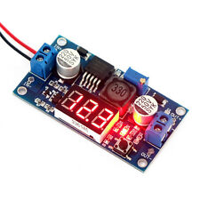 DROK® LM2577 Boost Converter DC 3-34V to 4-35V 5V/12V Adjustable Step Up Volt R