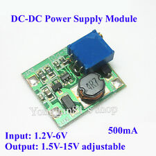 DC-DC Boost Converter 3.3V 3.7V 4.2V 5V to 12V 500mA Step-Up Power Supply Module