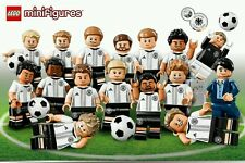 Lego 71014 German Soccer Team MiniFigure - 16 Pcs