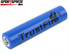 1PCS AAA 10440 3.7V TrustFire Rechargeable Li-ion Battery for Flashlight