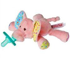 Elephant WubbaNub Soothie Pacifier Ella Bella Baby Toy Binkie by Mary Meyer