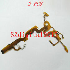 2PCS/ Mechanism Flex Cable For SONY DCR- HC26E HC28E HC36E HC52E HC1E HC3E HC9E