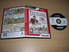 THE SETTLERS V 5 Heritage Of Kings Pc DVD Rom REV - FAST POST