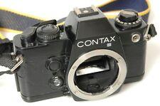 CONTAX, YASHICA 139 QUARTZ SLR 35MM BODY CAMERA. FREE WW SHIPP