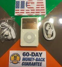 ipod video classic 5.5 Generation 80gb White -z